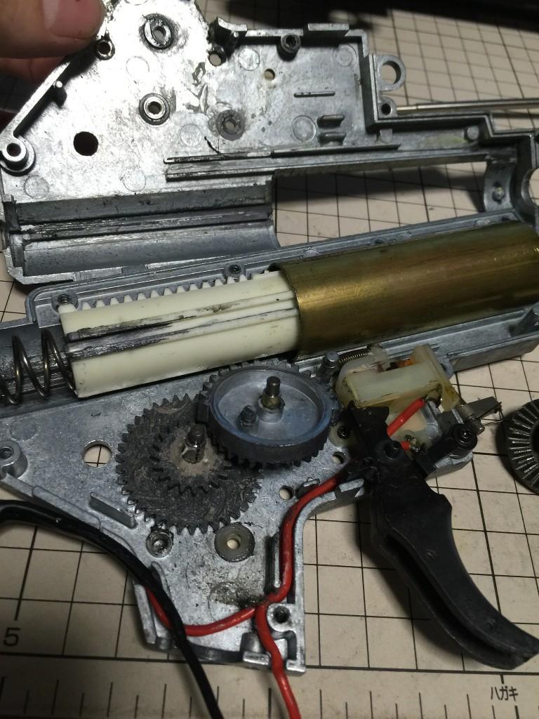 MP5A4 メカボオープン