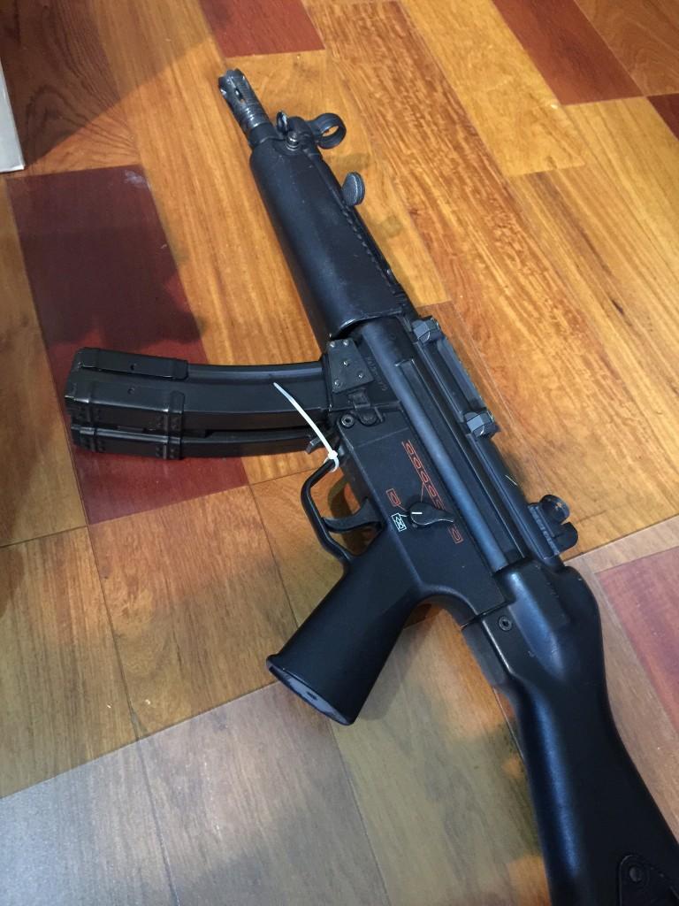 MP5A4 預かり時
