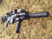 HK416D DEVGRUカスタム