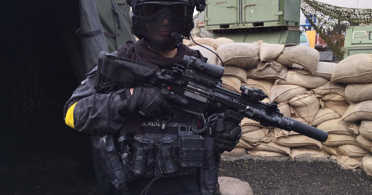 HK416D@堺Company