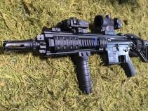 メンテ前の愛銃HK416D