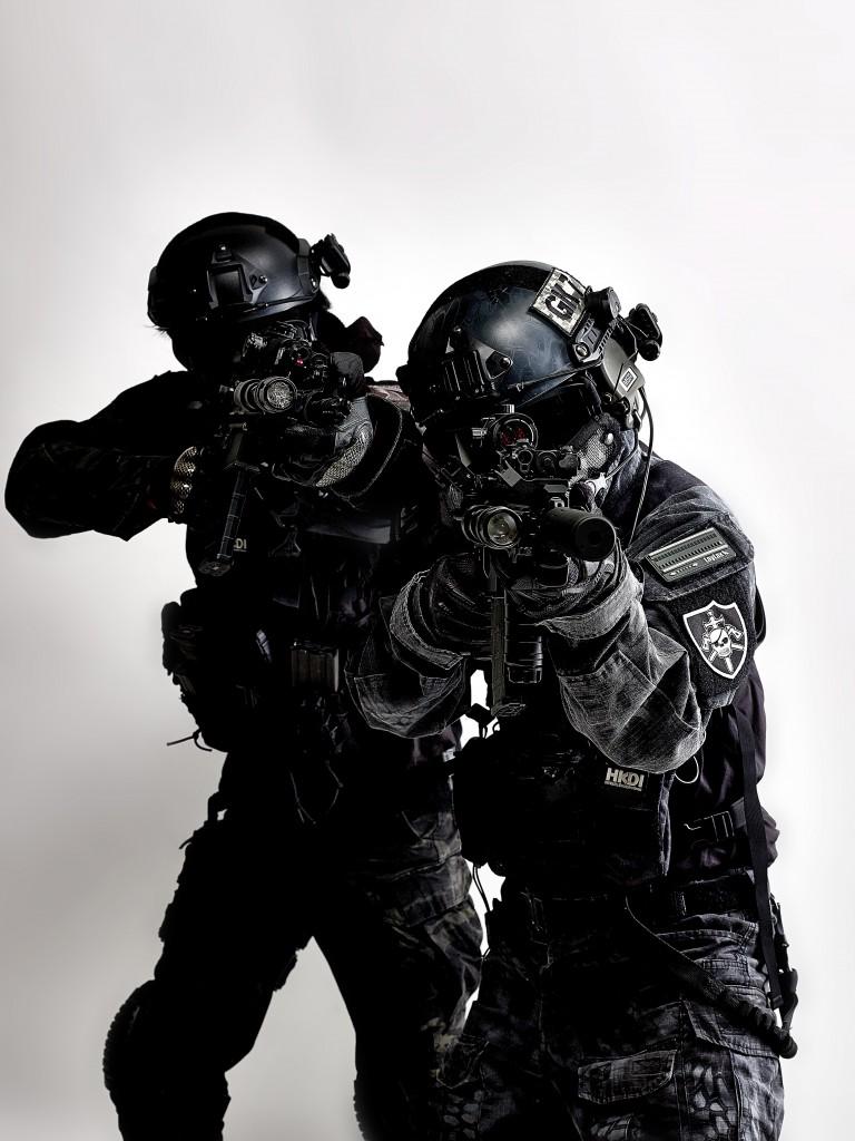 HK416D Typhon装備-4