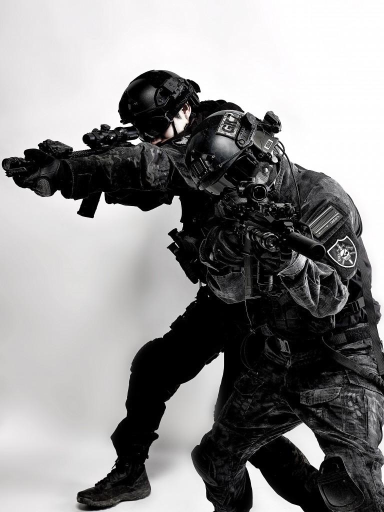 HK416D Typhon装備-6