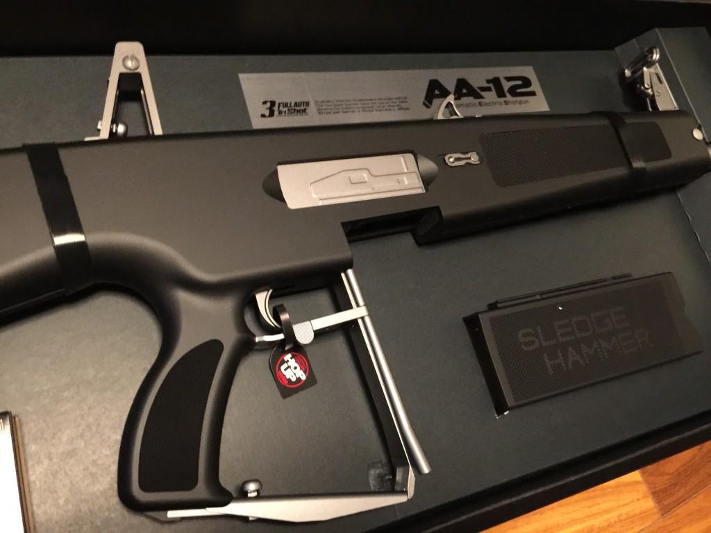 AA-12 開封