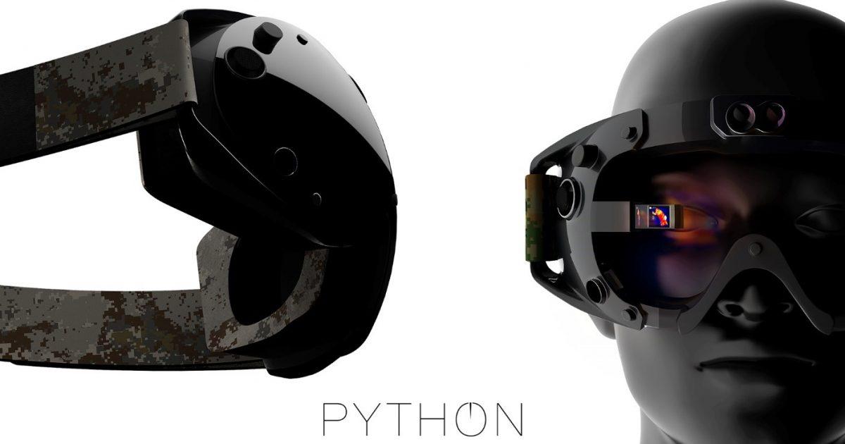 Python Thermal Mask(パイソンサーマルマスク)